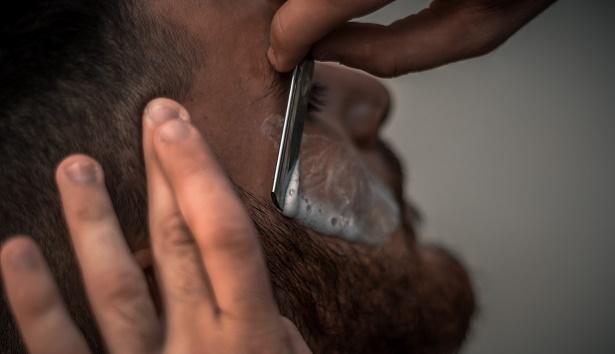 Bartpflege Konturen rasieren shavette