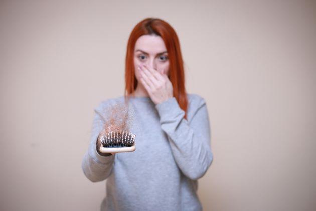 haarausfall bei rothaariger frau haarwuchsmittel test