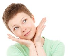 Genetisch bedingter Haarausfall bei Frauen