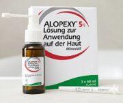 Alopexy Loesung