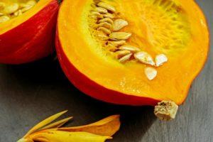 gesunde Haare durch gesunde Ernährung Kürbiskerne