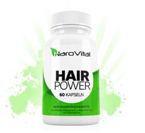 NaroVital Hair-Power Test und Erfahrungen