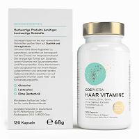 Cosphera Haar Vitamine Test und Erfahrunfsbericht